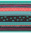 Hand drawn pattern with ethnic and tribal motifs vector image vector image