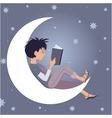 Reading child vector image