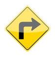 Right Turn Sign