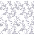 seamless pattern made of hand drawn vector image