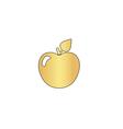 Apple computer symbol vector image vector image