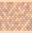 seamless light brown abstract pattern vector image vector image