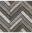 Background of wooden parquet vector image vector image