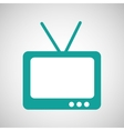 tv home vector image vector image