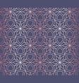 islamic pattern seamless geometric vector image vector image