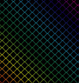 Metal wire background vector image