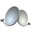 Satelite dish vector image