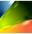 Abstract bright contrast elegant background vector image vector image