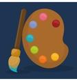 paint palette art icons