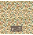 Retro seamless pattern arrows background
