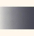 rhombus halftone pattern geometric technology vector image vector image
