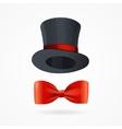 Gentleman Man Sign vector image vector image