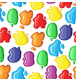 pattern seamless paints drops and spots vector image