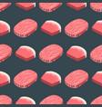 beef steak raw meat food red fresh cut butcher vector image vector image