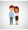 family member design vector image vector image