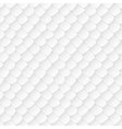 White seamless abstract texture vector image