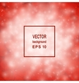 Colorful bokeh abstract light background vector image vector image