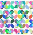 geometric poligonal background vector image