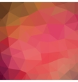 Triangles pattern of geometric shapes Colorful vector image vector image