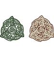 Celtic triskell vector image