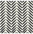 Seamless grunge pattern Brush strokes texture vector image vector image