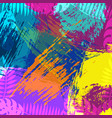 tropical summer nature abstract background art vector image