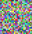 abstract design mosaic vector image vector image