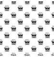 antique typewriter pattern seamless vector image