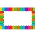 Colorful border design