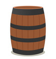 barrel vector image