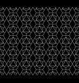 seamless geometric pattern with editable vector image