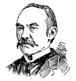 thomas hardy vintage vector image vector image