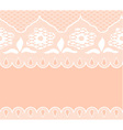 Warm color background vector image vector image