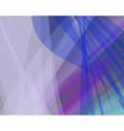abstract background banner transparent wave vector image vector image