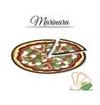 PizzaIngredient4 vector image vector image