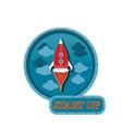 Rokets icon vector image