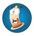 condom cartoon funny vector image