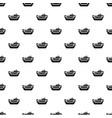 school lunchbox pattern seamless vector image