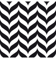 background seamless pattern chevron vector image vector image