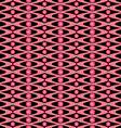 Pattern circles waves vector image vector image