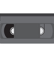 Video tape vector image vector image