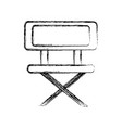 chair icon image vector image vector image