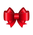 Red bow symbol