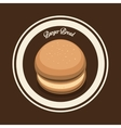 Bread and bakery design vector image vector image