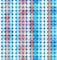 abstract blue lines seamless vector image vector image