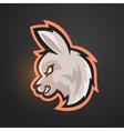 alpaca Sport mascot vector image