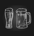 beer2neg vector image vector image
