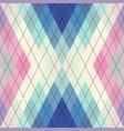 argyle seamless pattern background vector image