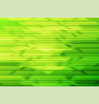 green squares shapes abstract background vector image