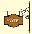 Hotel1 resize vector image
